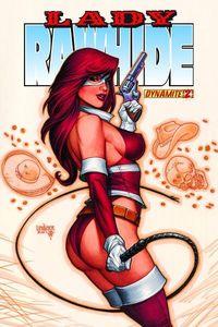 Lady Rawhide #2 (of 5)