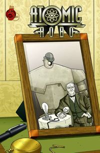 nov101009 TFAW Interviews: Paul Ens of Red 5 Comics