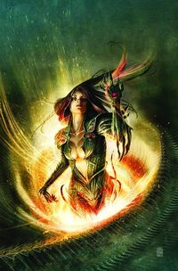 oct100522 TFAW Interviews: WITCHBLADE's Ron Marz