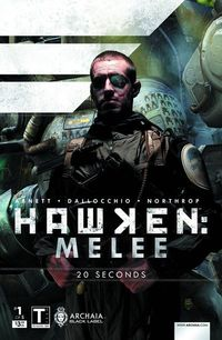 Hawken Melee #1 (of 5)
