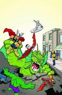 sep090444 ComicList: Marvel Comics for 11/11/2009