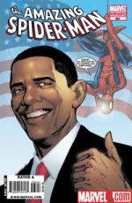 third Amazing Spider-Man #583 Obama Variant Reaches 3rd Printing