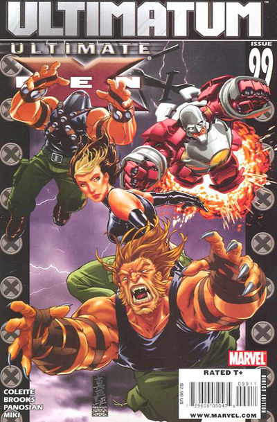 Ultimate X-Men #99