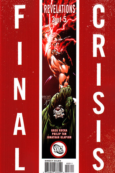 Final Crisis Revelations #3 (of 5) (Cover A)