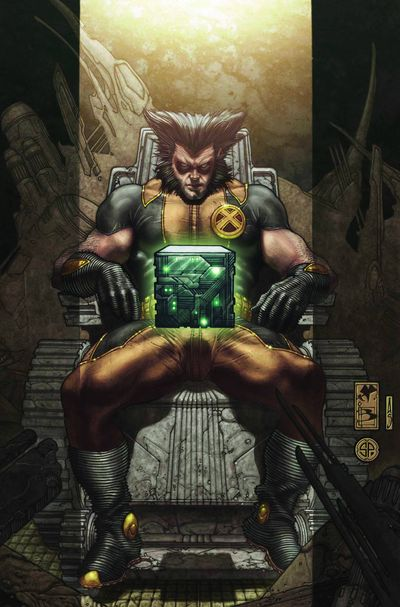 Astonishing X-Men Ghost Boxes #1 (of 2)
