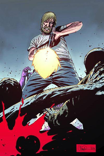 Walking Dead #60