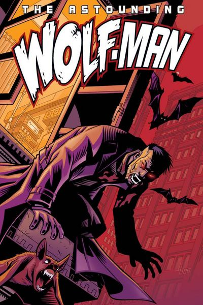 Astounding Wolf-man #10
