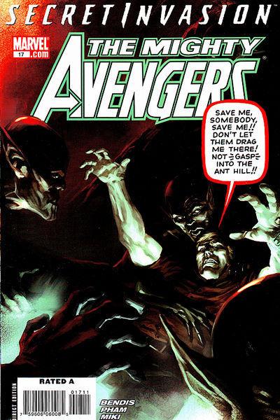 Mighty Avengers #17