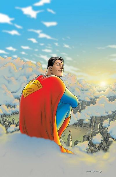 All Star Superman TPB Vol. 01