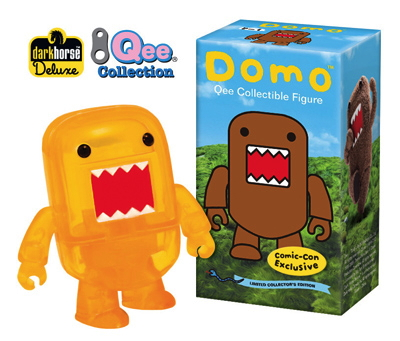 domoqeesdcc Last Chance to Win an SDCC-Exclusive Domo Qee