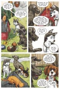 Beastsp5 Exclusive Preview: Beasts of Burden #1