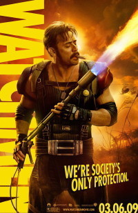comedian Sneak Peek: Six New Watchmen Movie Posters!