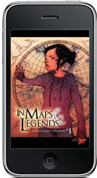 maps1thumb TFAW Interviews: IN MAPS AND LEGENDS' Mike Jasper and Niki Smith