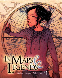 maps_1thumb TFAW Interviews: IN MAPS AND LEGENDS' Mike Jasper and Niki Smith