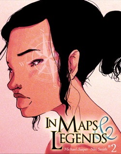 maps_2thumb TFAW Interviews: IN MAPS AND LEGENDS' Mike Jasper and Niki Smith