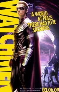 ozymandias Sneak Peek: Six New Watchmen Movie Posters!