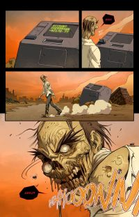 presevil4p1 Preview for President Evil #4: Yes We Cannibal