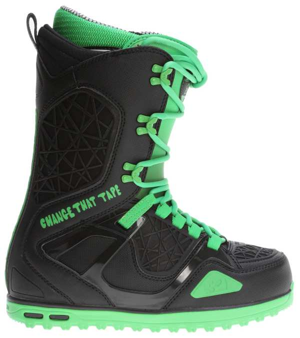 32 - Two Tm-two Snowboard Boots Kids Youth