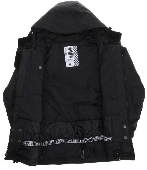 Grenade Exploiter Snowboard Jacket - Kids Youth