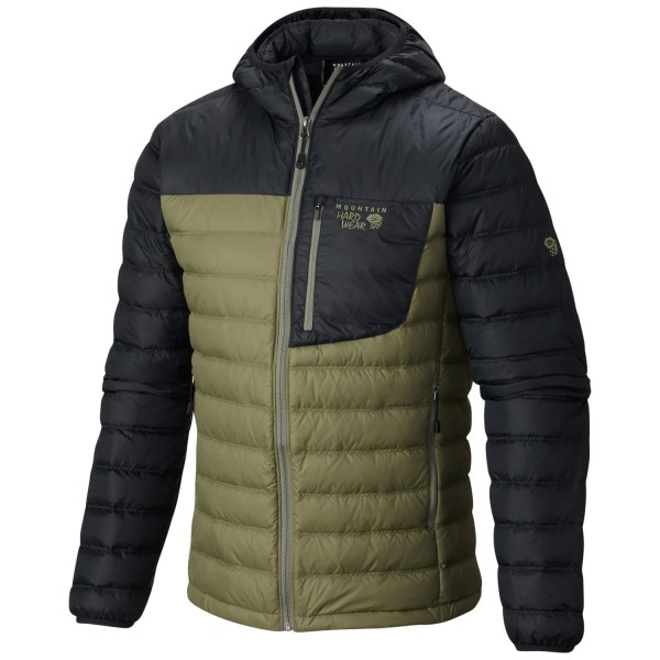 On Sale Mountain Hardwear Dynotherm Hooded Down Jacket up ...
