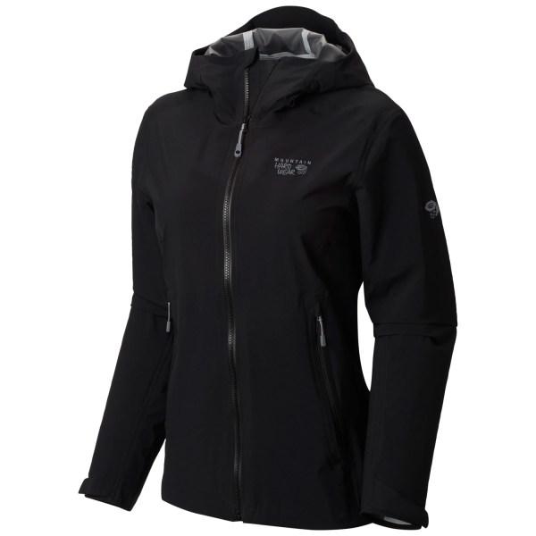 Mountain Hardwear Stretch Ozonic Jacket - Womens 2018