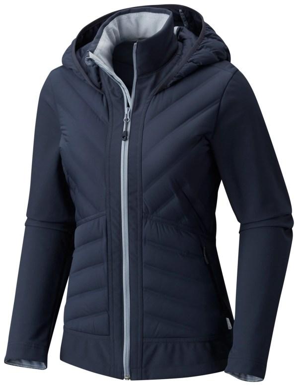 Mountain Hardwear StretchDown HD Hooded Jacket - Womens