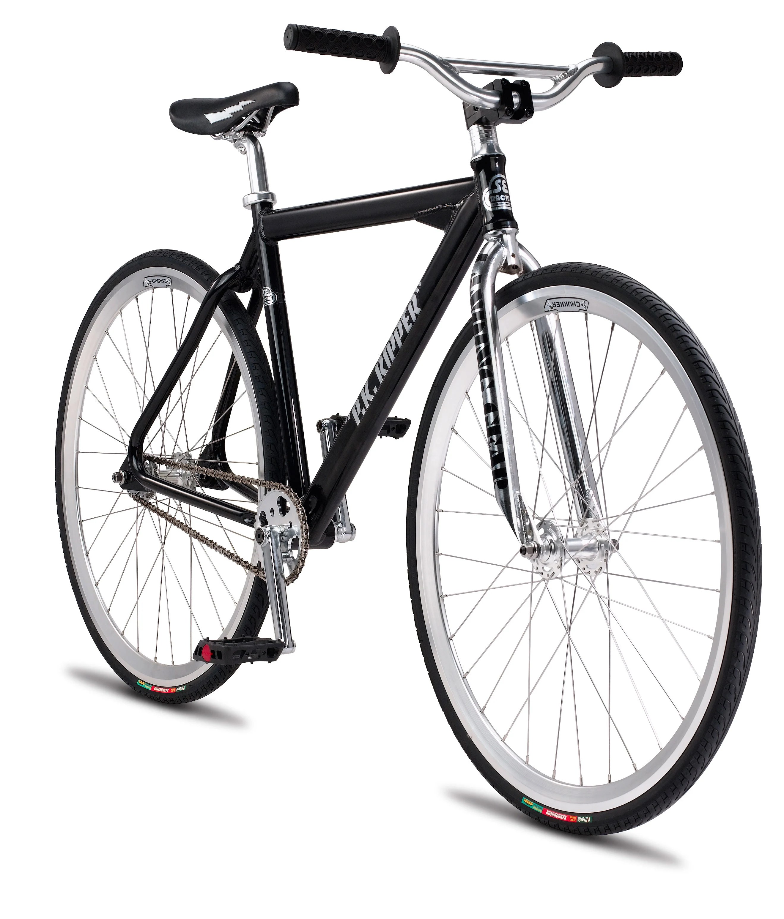 SE Pk Fixed Gear Adult Single Speed Bike