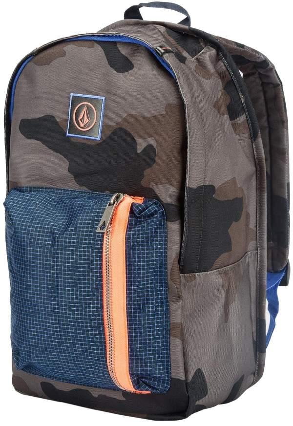 Volcom Smalls Backpack Blue Black 19l Mens