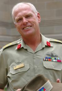 Major General Jim Molan.