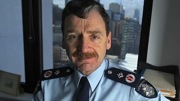 Victoria Police Deputy Commissioner Tim Cartwright
