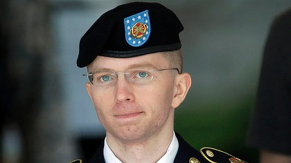 US Army private Bradley Manning is on trial for leaking secret military  documents.