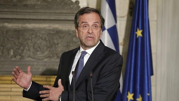 Greek Prime Minister Antonis Samaras has called an election.