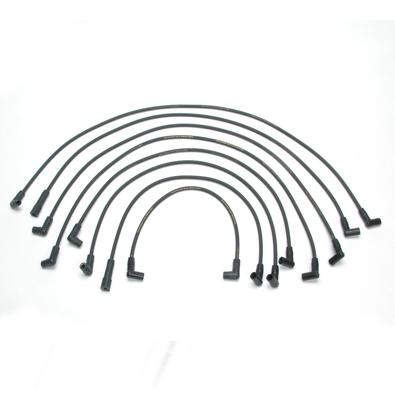 Delphi XS10258 1985_1986 GMC C2500 Spark Plug Wire Set