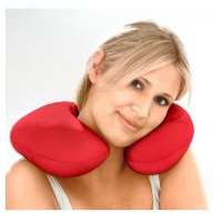 Vibrating Massage Neck Pillow - The Bad Back Company