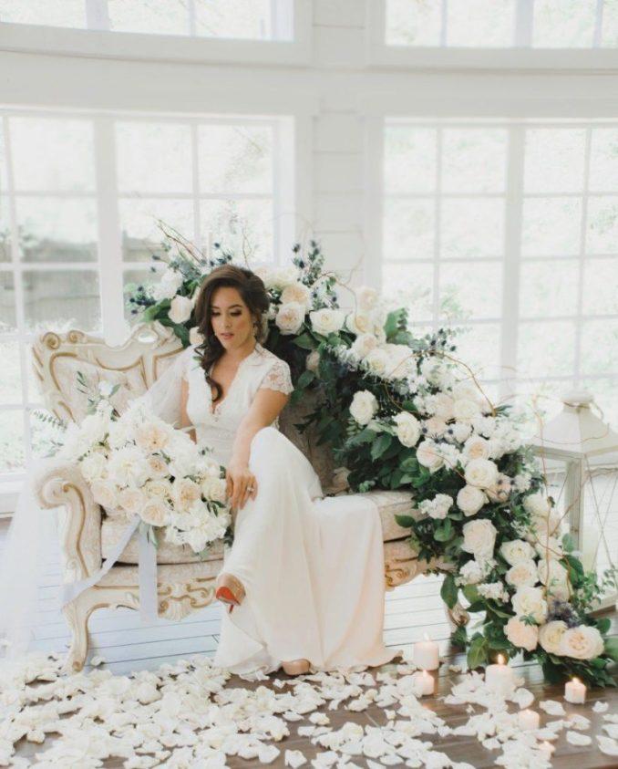 wedding hair & makeup artists & bridal beauty in houston