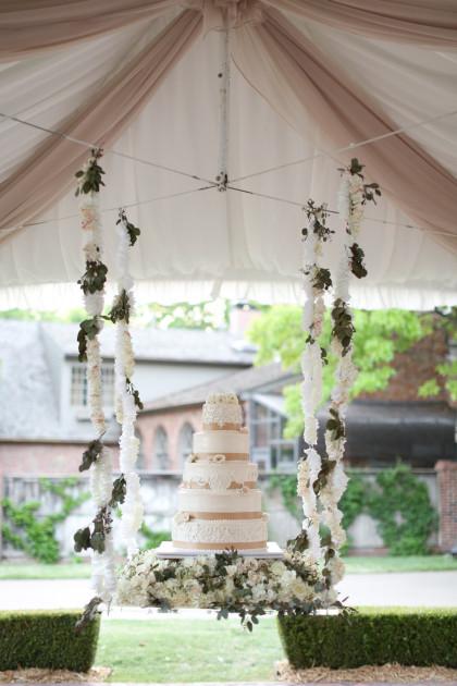 Backyard Spring Wedding in Tulsa  Laura  Mike