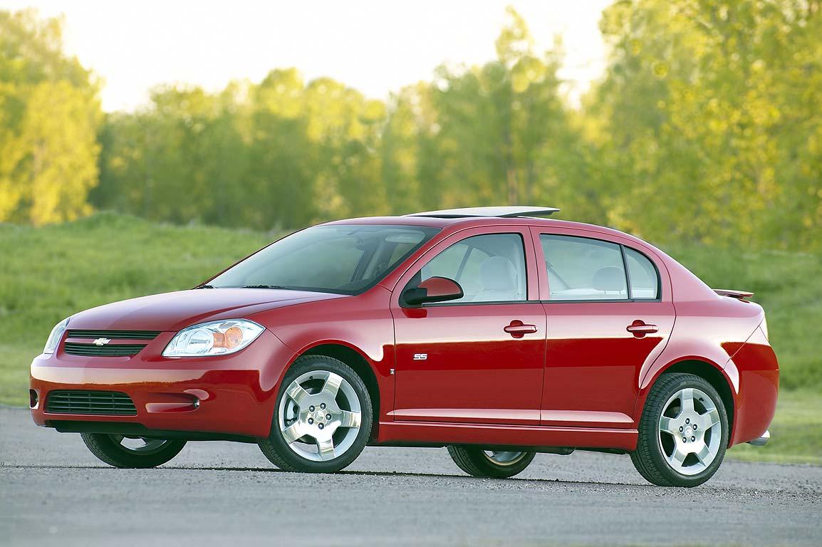 20052007 Chevrolet Cobalt, 2007 Pontiac G5 Recalled For