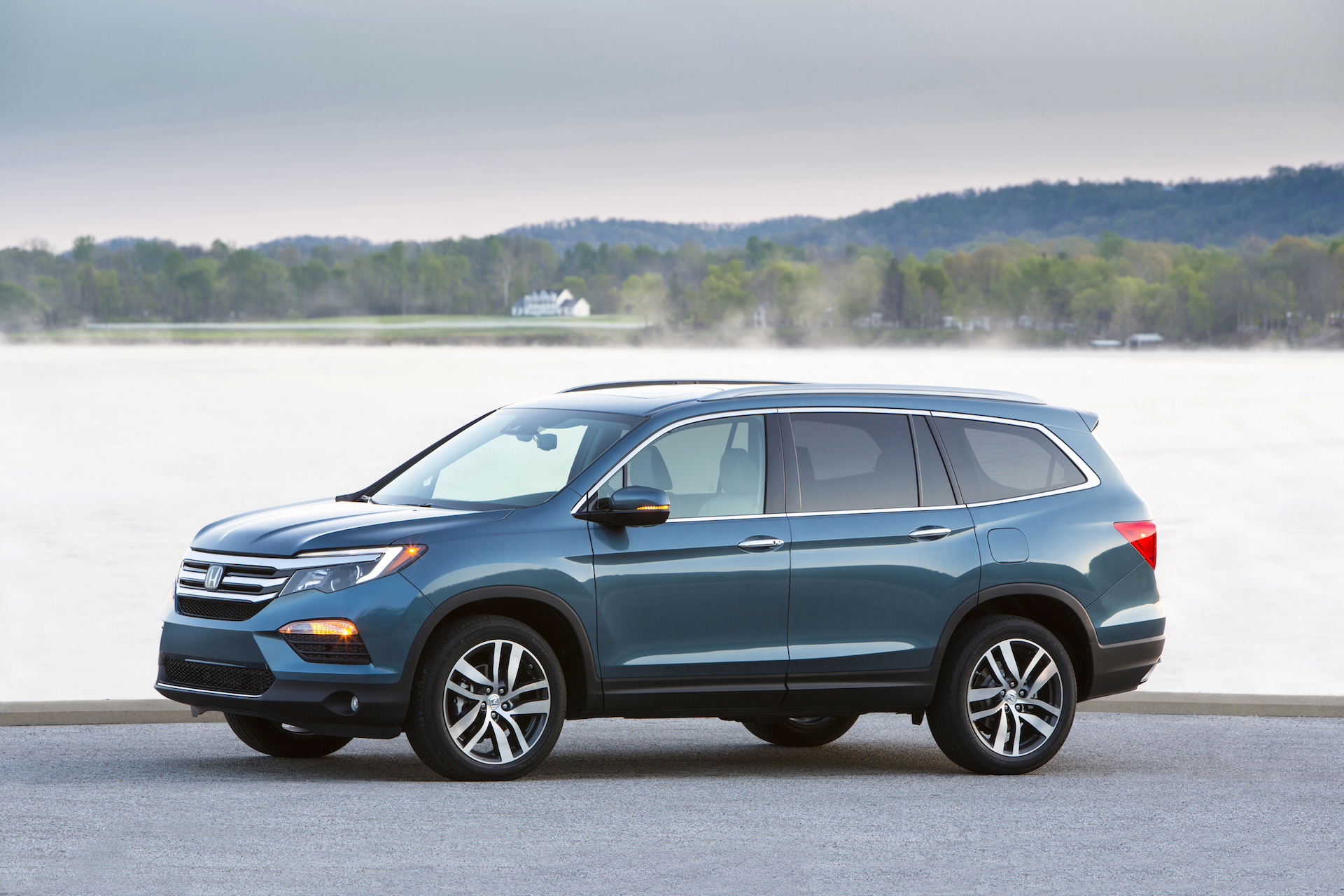 2016 Honda Pilot Review Ratings Specs Prices And
