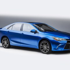 All New Camry Type V Grand Avanza G Putih 2016 Toyota Safety Review And Crash Test Ratings