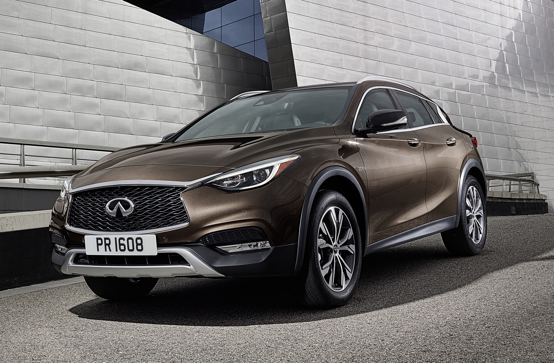 2017 Infiniti QX30 Review Ratings Specs Prices And