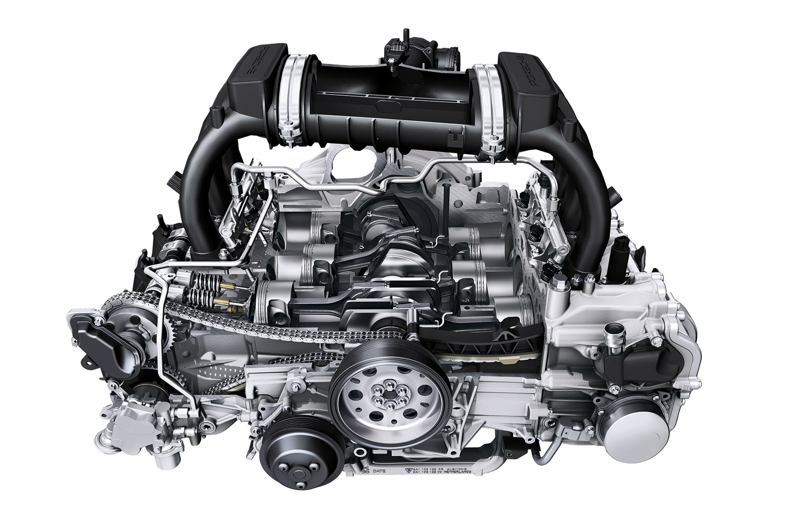 porsche 911 engine diagram of parts science diagrams class 10 first details on porsches new four cylinder boxer 360 hp