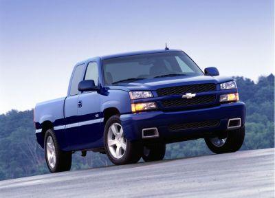2003 Chevrolet Silverado SS (Chevy) Pictures/Photos ...