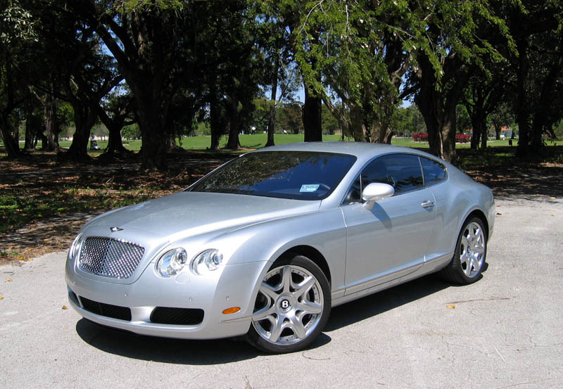 2005 Bentley Continental Gt Picturesphotos Gallery