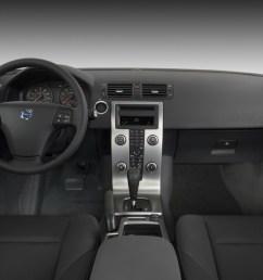 2008 volvo v50 4 door wagon 2 4l fwd dashboard [ 1024 x 768 Pixel ]