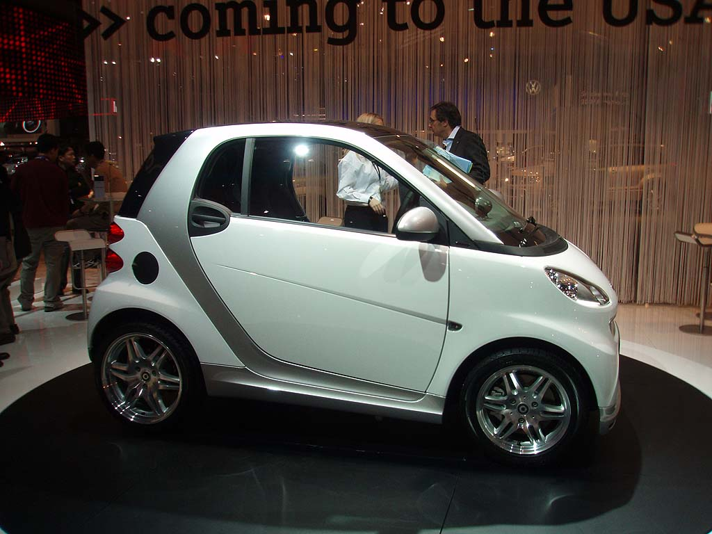 2008 Smart Fortwo Review Ratings Specs Prices And