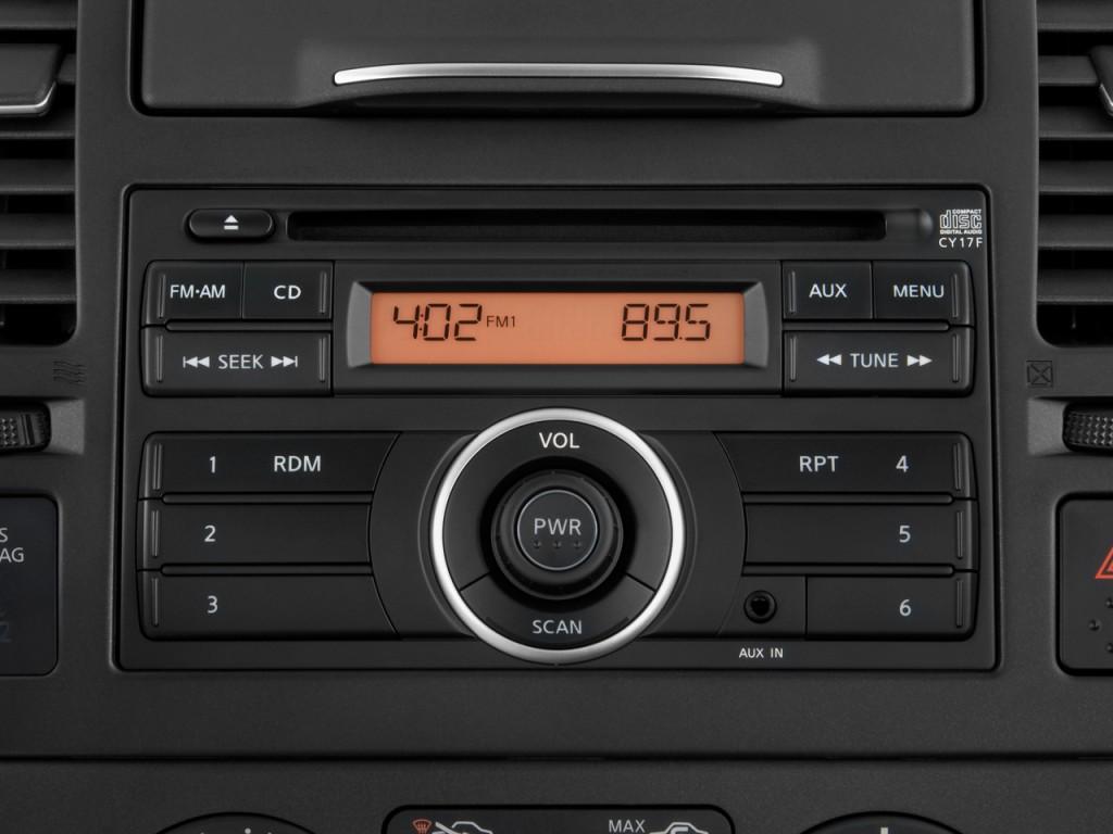 2016 nissan versa note radio wiring diagram dual car stereo 2010 4 door sedan i4 auto 1 8 s audio system
