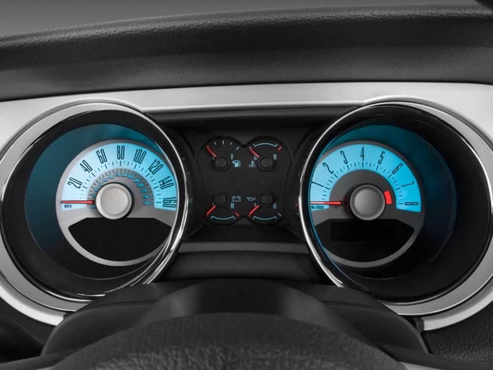 medium resolution of 2011 mustang speedometer wiring