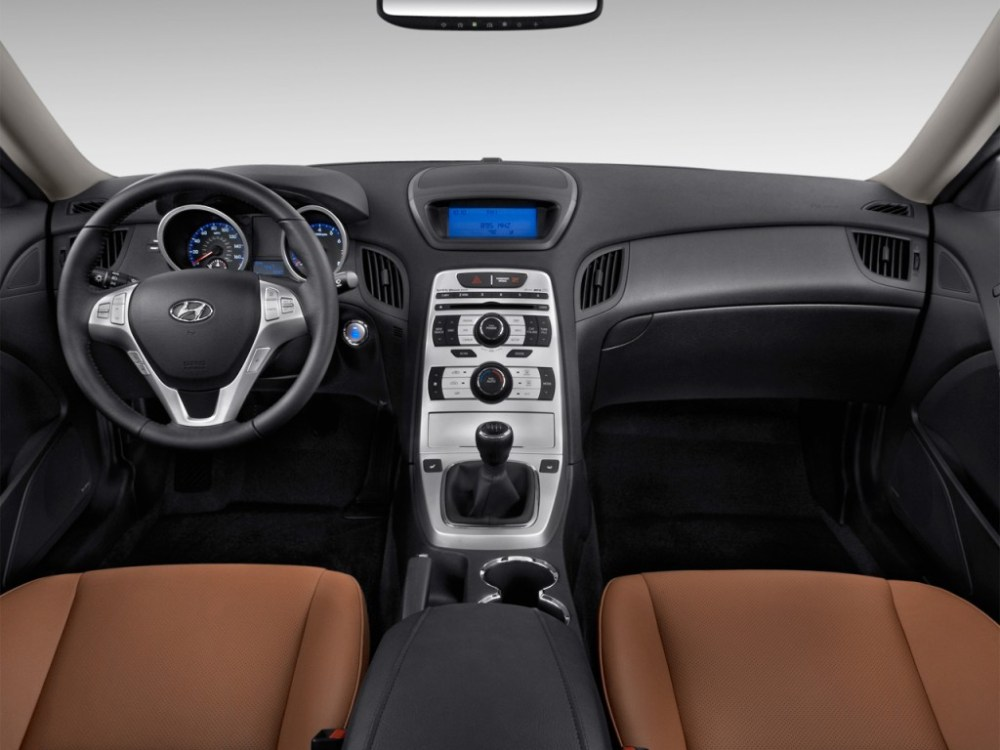 medium resolution of 2012 hyundai genesis coupe interior