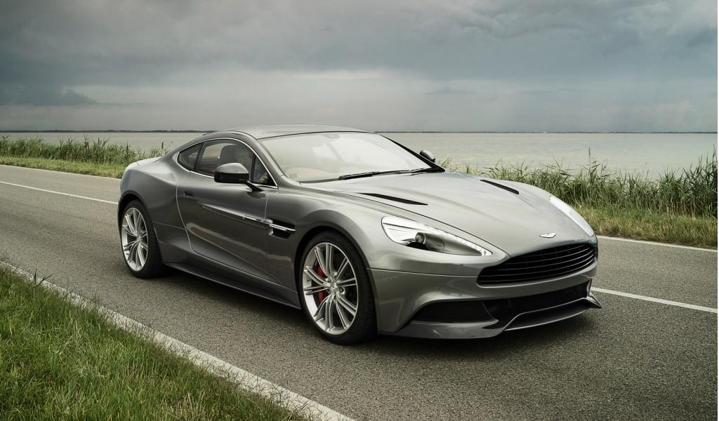2013 Aston Martin Vanquish Set For Pebble Beach Debut