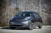 2013 Nissan Leaf: Longer Range, Faster Charging, Leather ...
